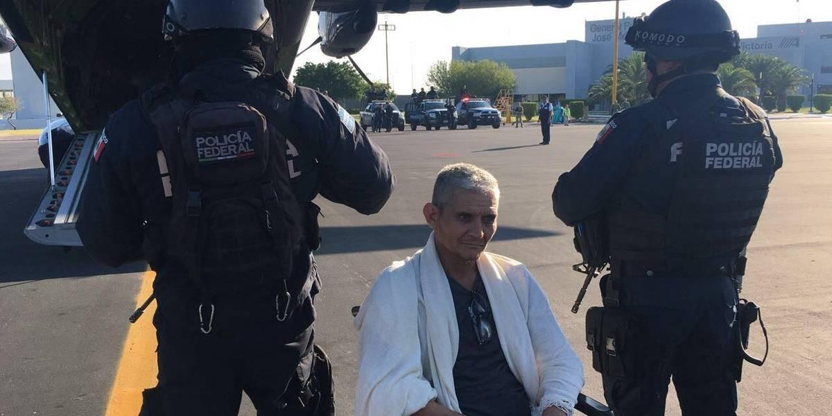 Muere en hospital de la CDMX, 'El Pata de Queso', jefe 'Zeta' ligado a San Fernando