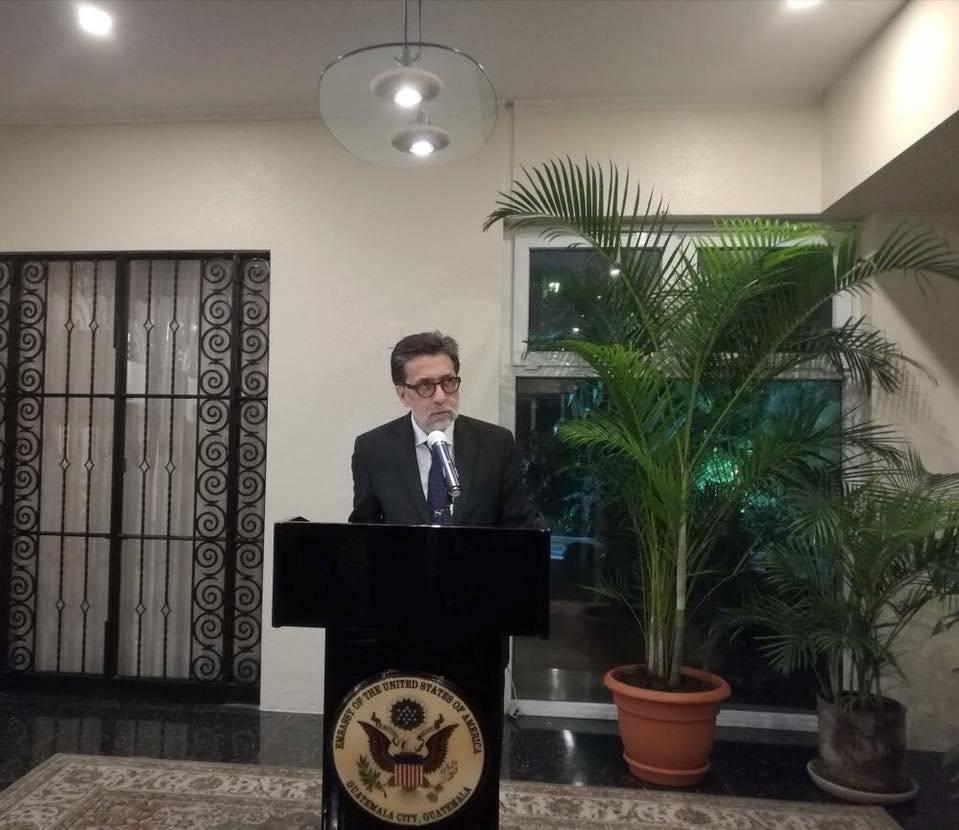 Foto: Embajada de Estados Unidos