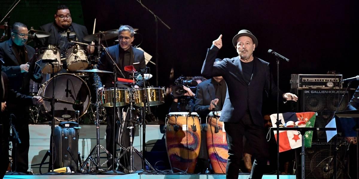 Lista completa de ganadores Latin Grammy 2017