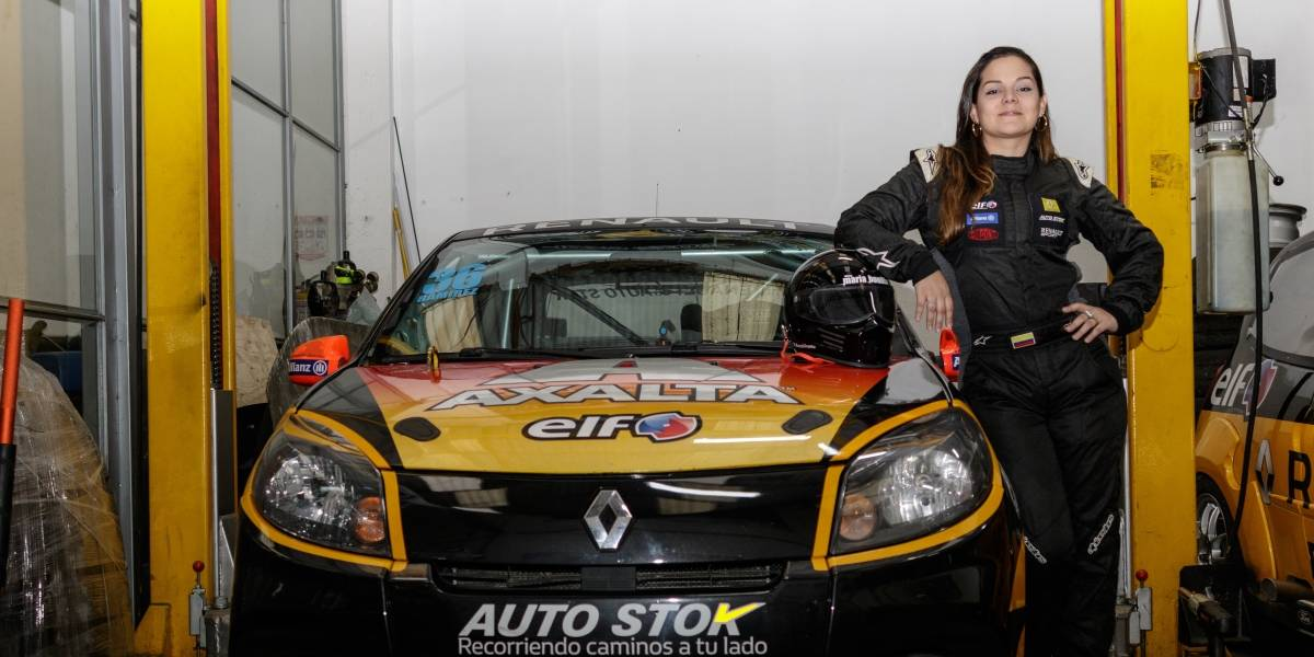 Cali tendrá su cuota femenina en el Campeonato Nacional de Automovilismo