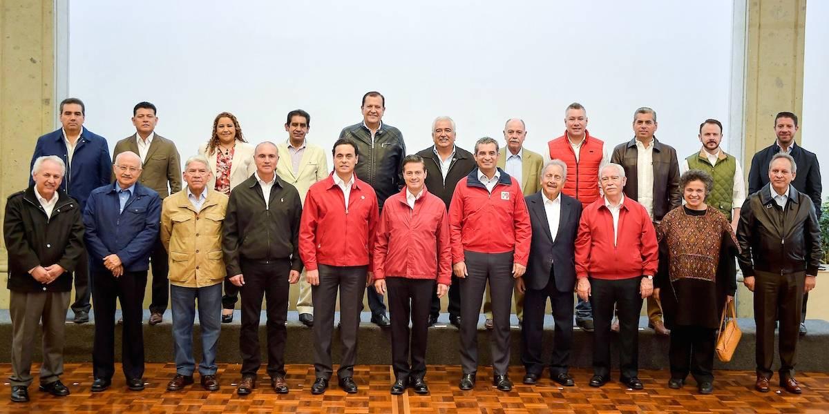 Reitera Peña Nieto su compromiso para impulsar al campo