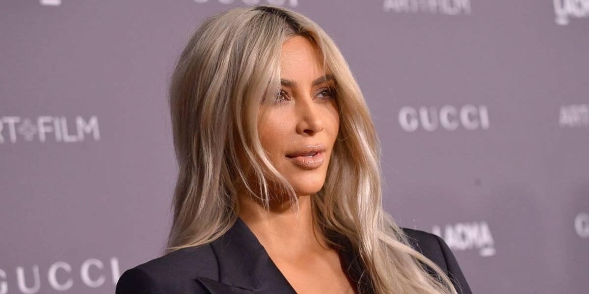 Kim Kardashian compartilha foto da filha Chicago; Veja a fofura