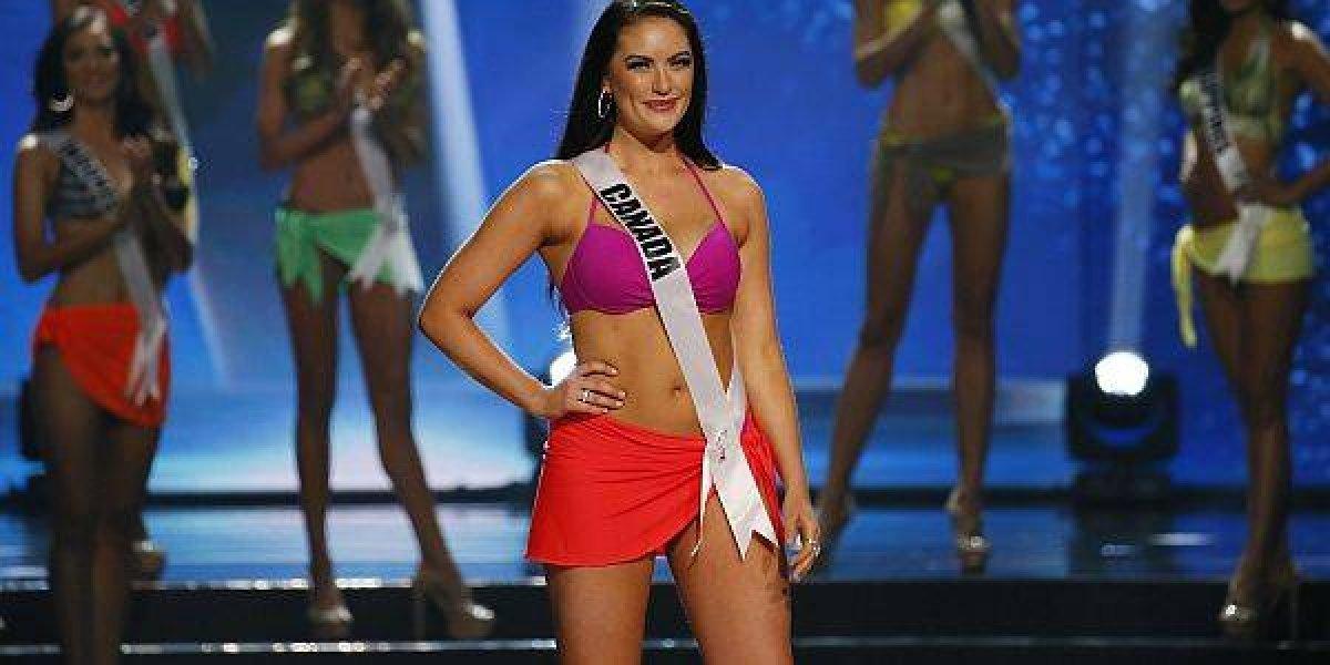 Extraordinaria transformación de Miss Canadá 2016