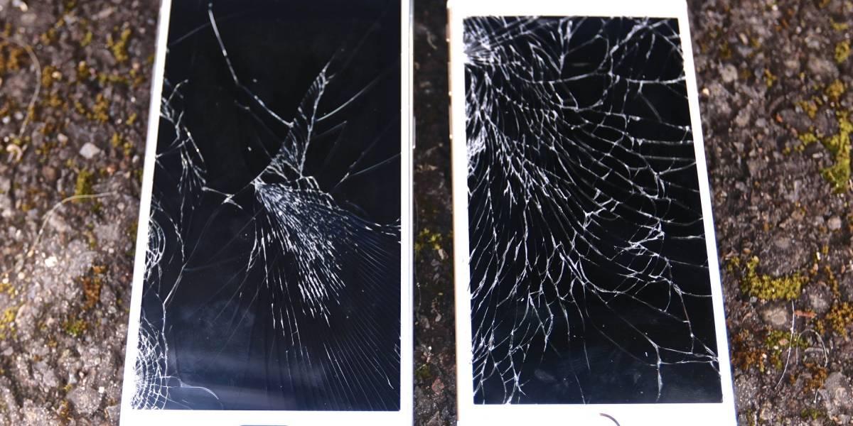Estas son las principales causas por las que se rompe un smartphone