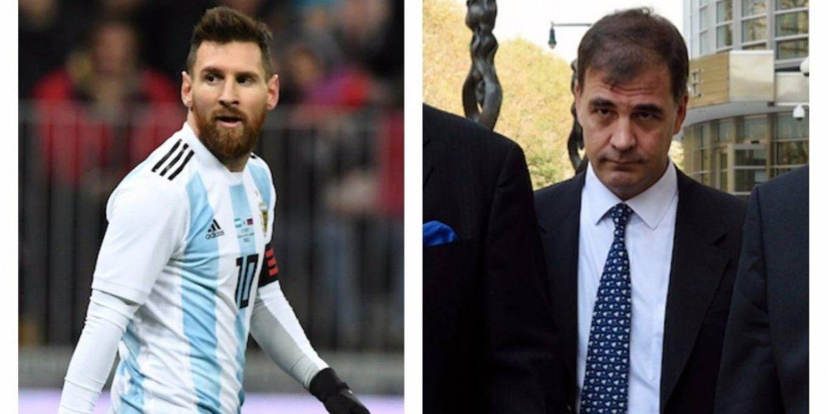Testigo hace graveseñalamiento contra Messi en caso de corrupción FIFAgate