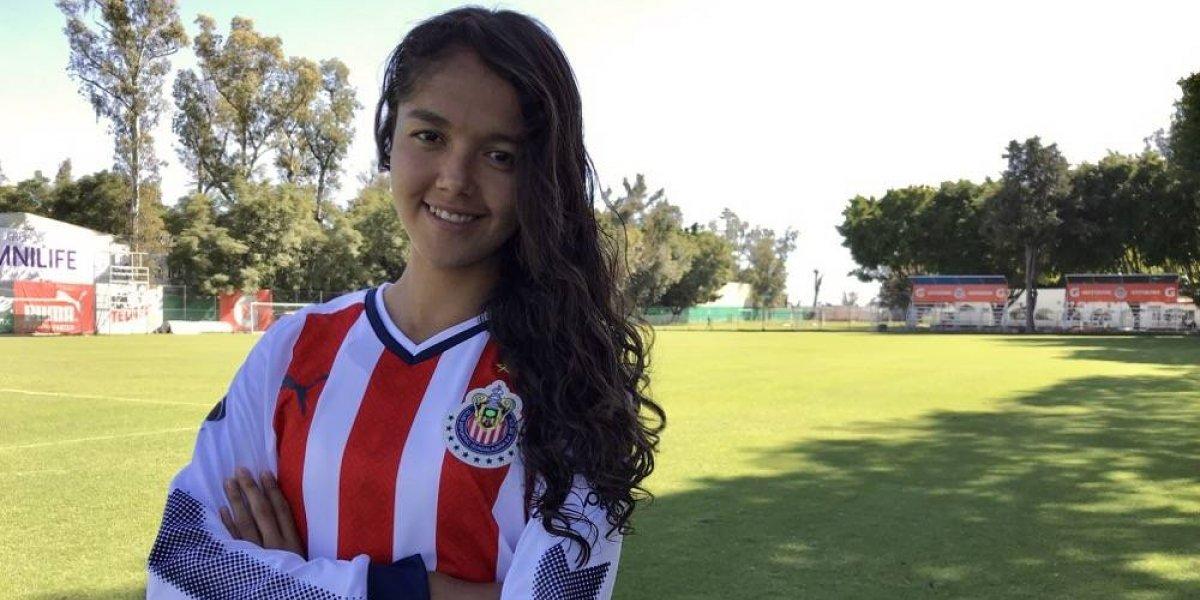 Queremos hacer nuestra historia en Chivas: Miriam García