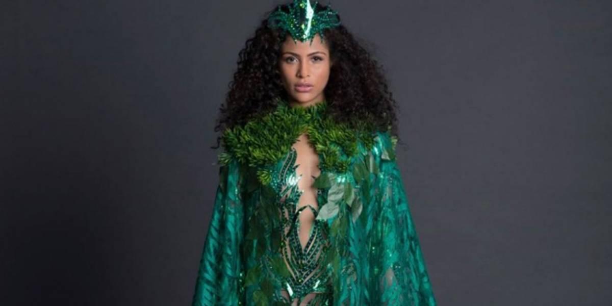 Miss Brasil tem traje típico que homenageia a Amazônia no Miss Universo