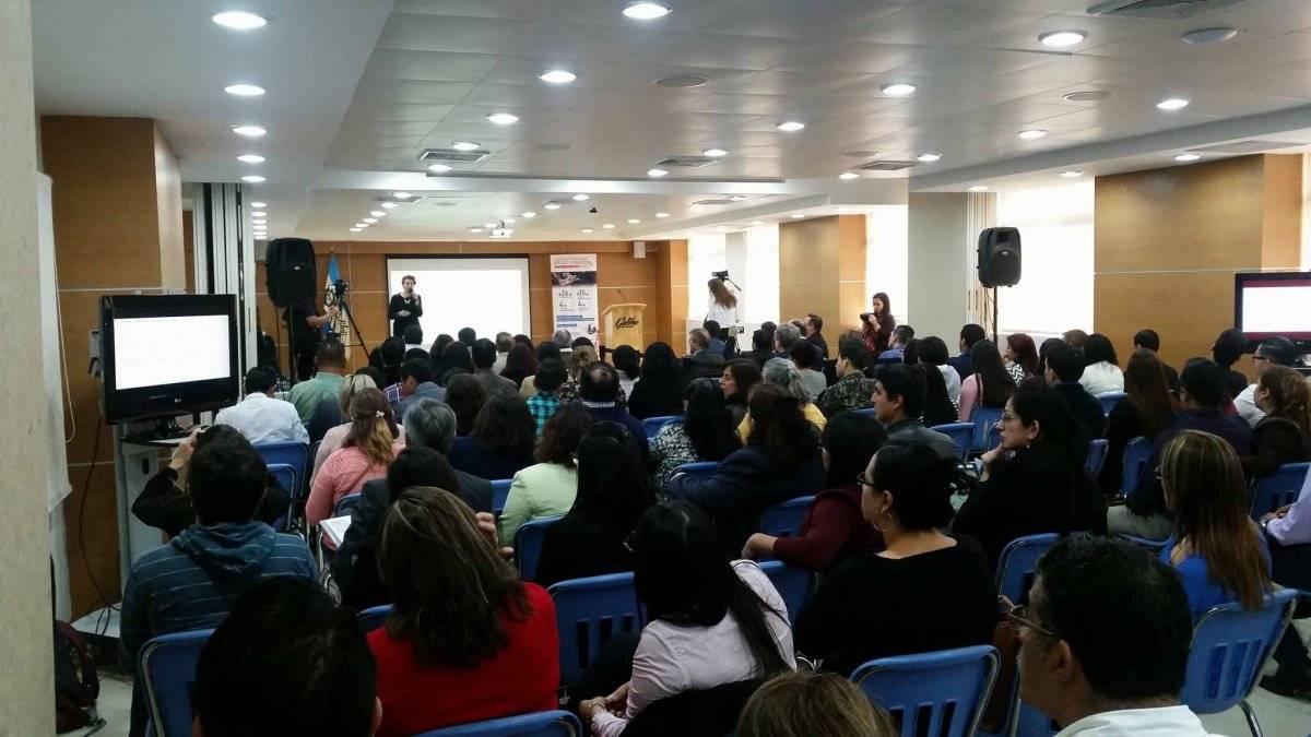 La conferencia internacional Mooc-Maker 2017 se llevó a cabo en la Universidad Galileo y en La Antigua Guatemala. Foto: David Lepe Sosa