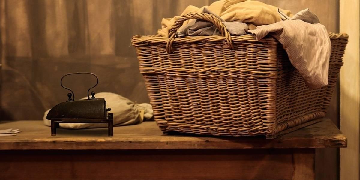 Cestos, tus aliados para dejar de amontonar la ropa sucia