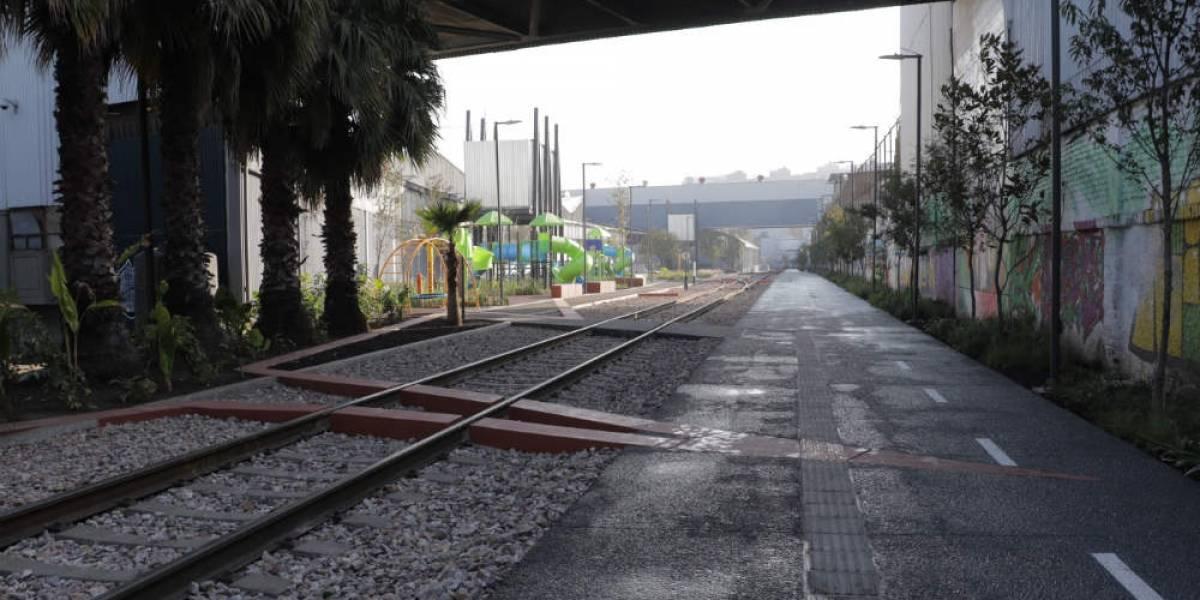 Este es el nuevo parque lineal de la Ciudad de México