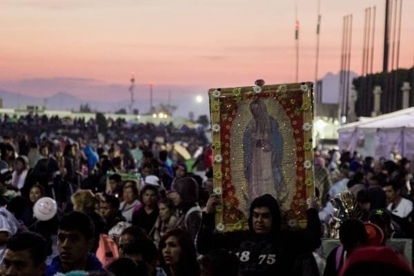 Turismo religioso en México.