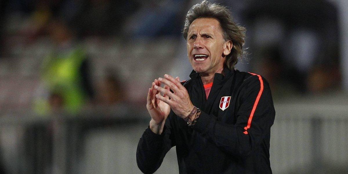 Gareca no se mueve de la selección: Federación del fútbol de Perú confía en amarrar al DT hasta el 2022