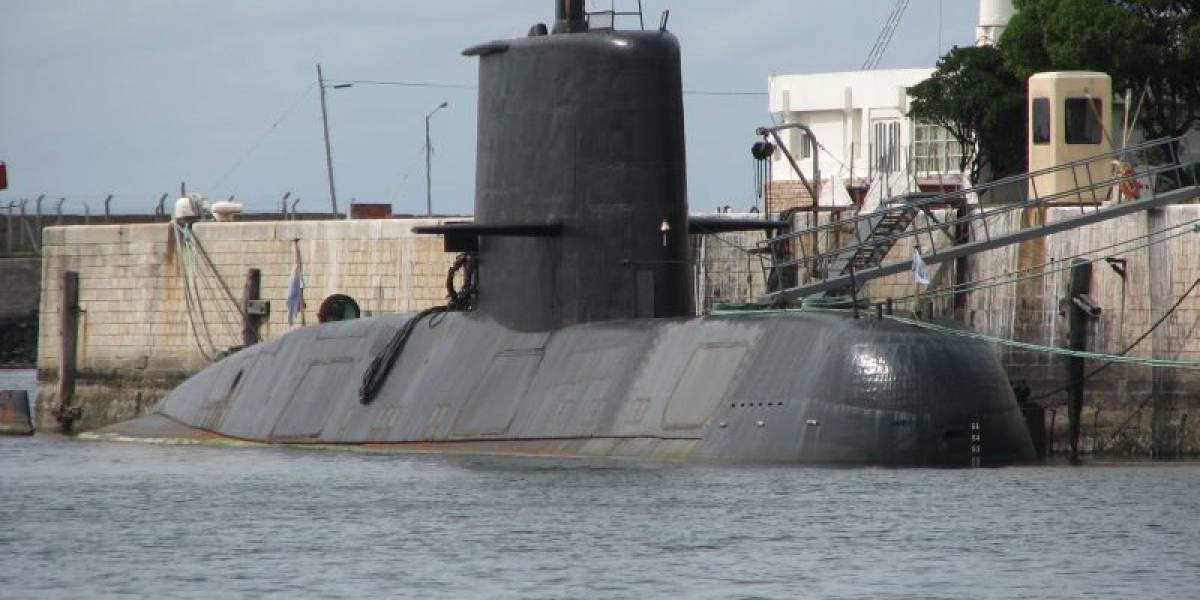 Navio norueguês parte para busca de submarino desaparecido