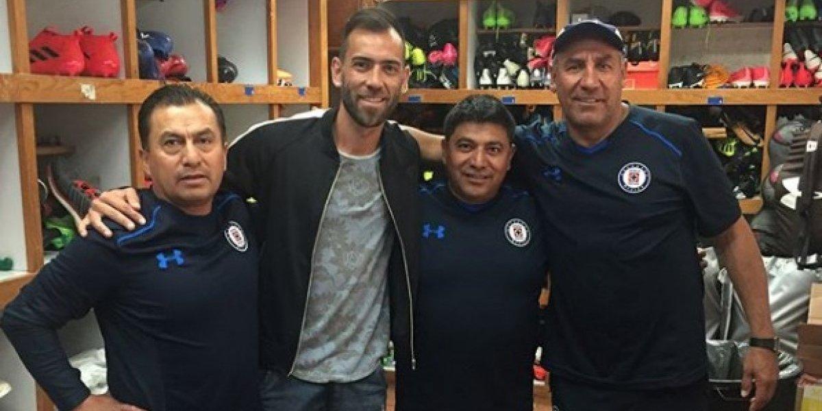 César 'Chelito' Delgado regresó a La Noria