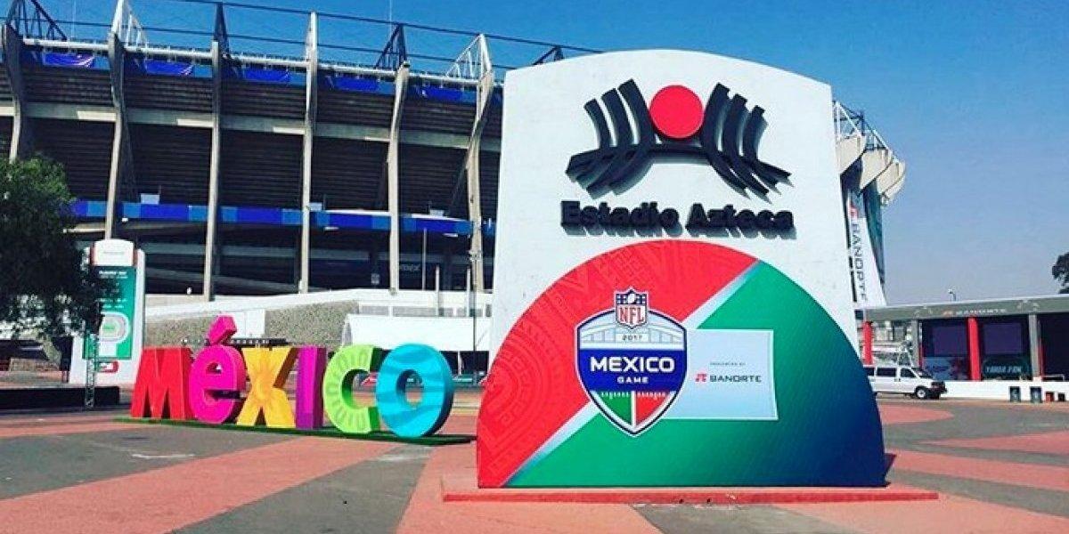 VIDEO: Los artículos que sí puedes llevar a la NFL en el Estadio Azteca