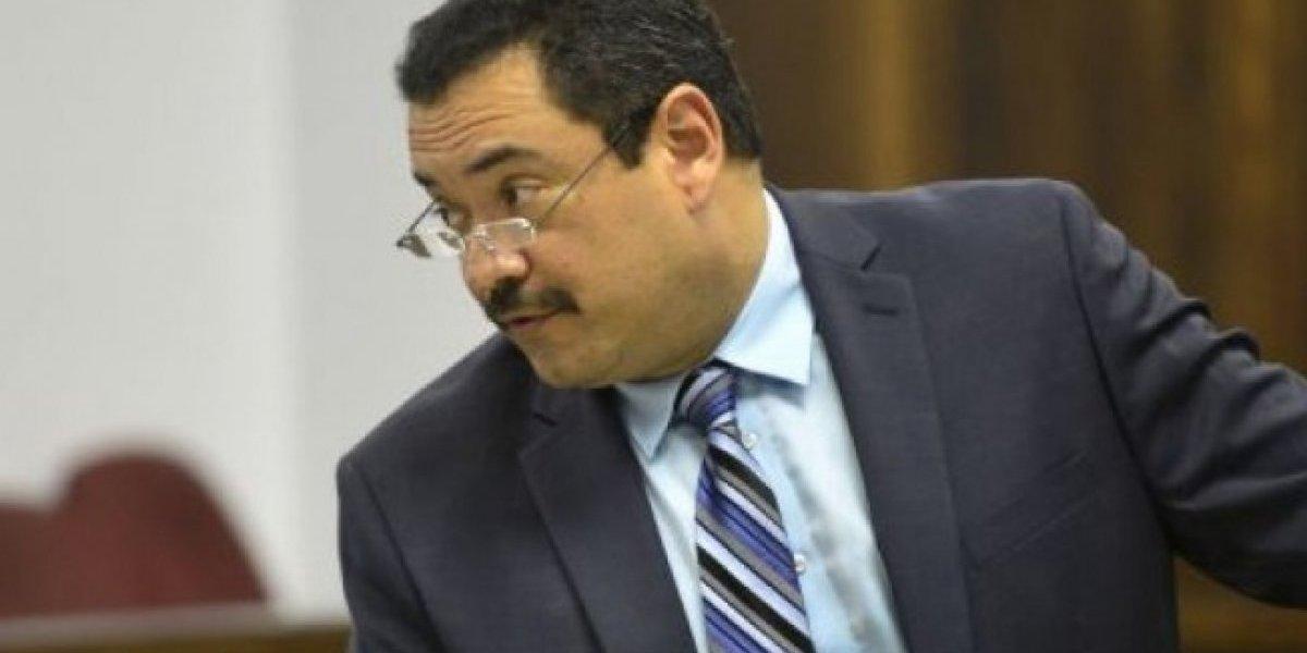 Ernie Cabán investigará alegado caso de violencia doméstica de representante