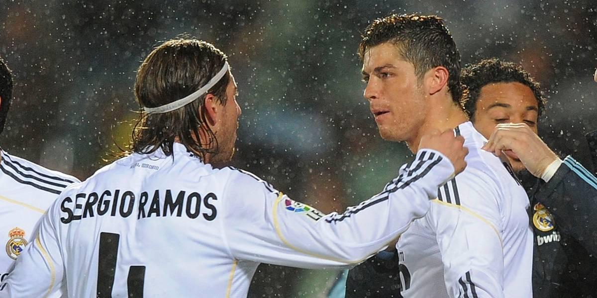 Desavença entre Sergio Ramos e Cristiano Ronaldo está superada, diz Zidane
