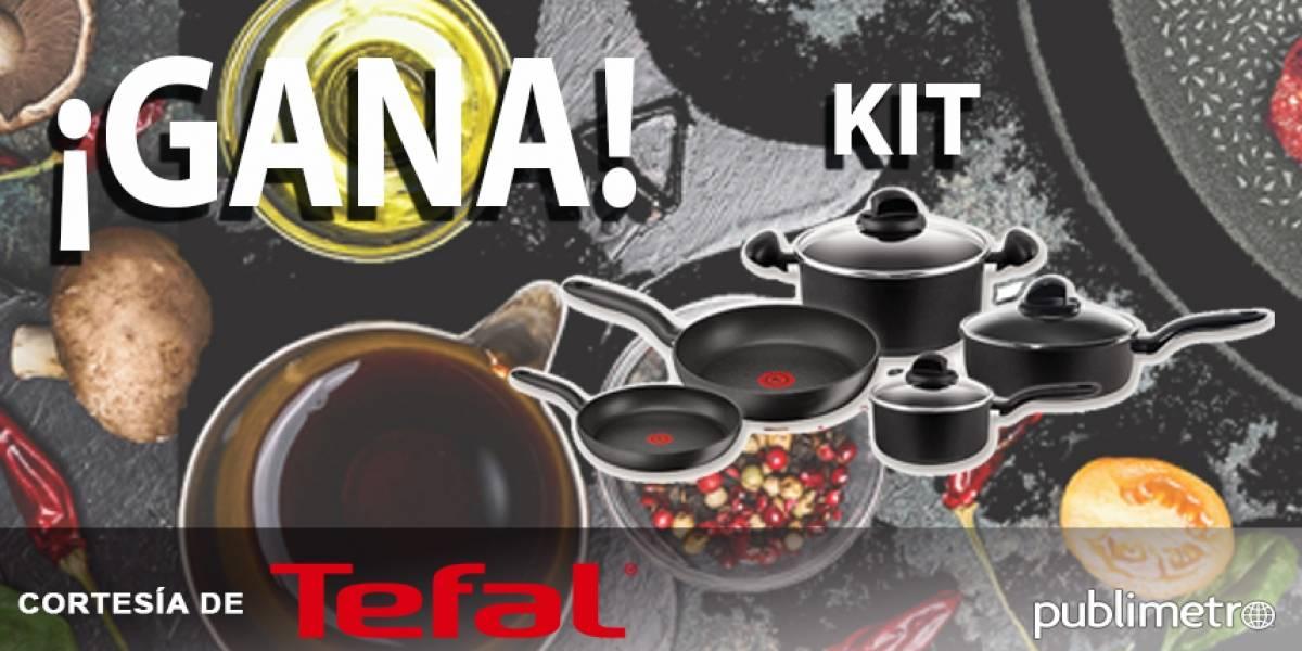 ¡Gana! kit para que todo sea: fácil, práctico y delicioso
