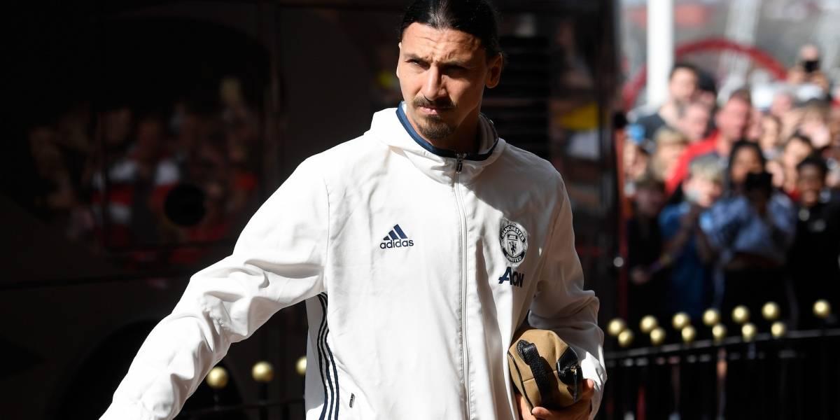 ¡Bienvenido! Mourinho confirma el regreso de Zlatan Ibrahimovic
