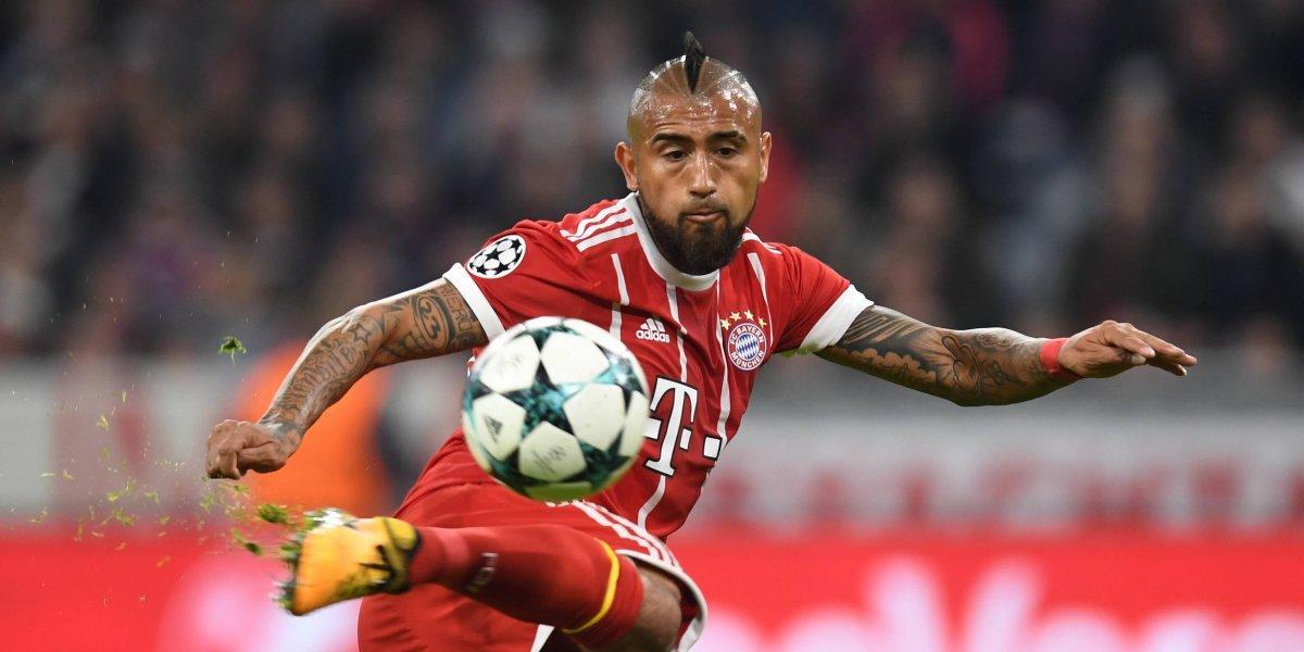 Así vivimos el triunfo del Bayern con gran actuación de Arturo Vidal en la Bundesliga