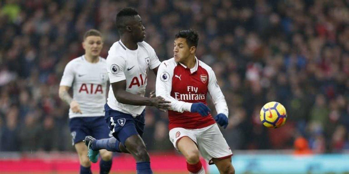 Así vivimos el triunfazo del Arsenal de Alexis contra el Tottenham en el clásico de Londres