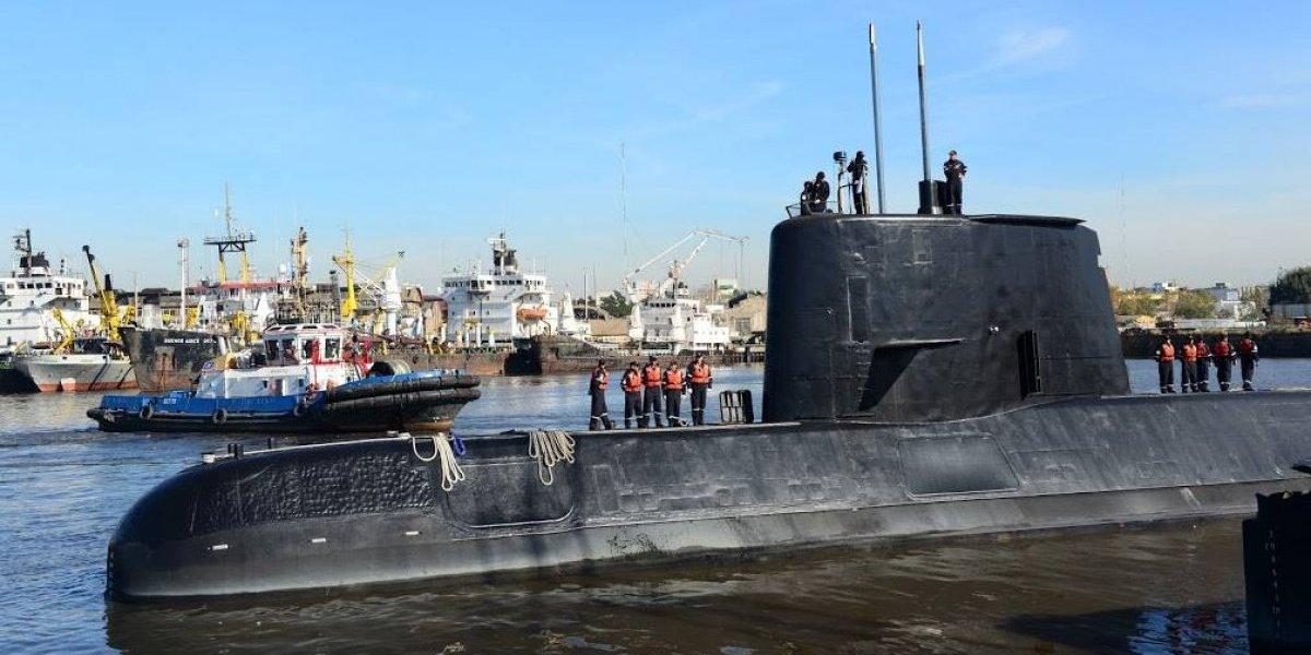 A seis días de la angustiante búsqueda del submarino argentino ¿Cuánto más podrían sobrevivir?