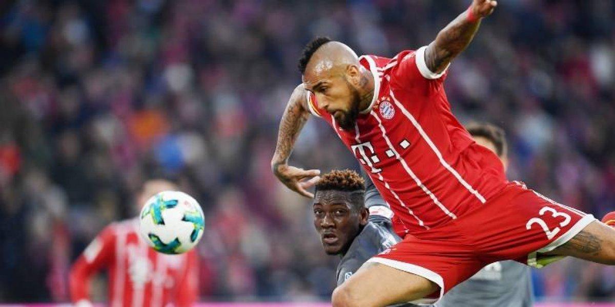 """Heynckes desclasifica su exigencia a Vidal: """"Le dije que si quería jugar debía cambiar algo"""""""