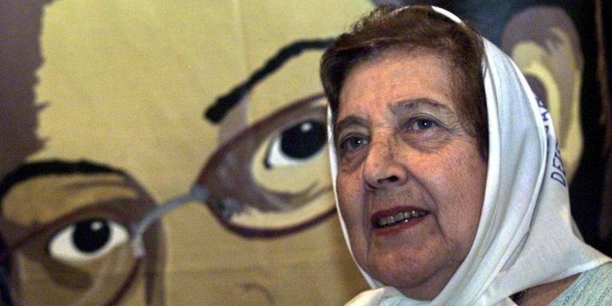 Era fundadora de las Madres de Plaza de Mayo: falleció Marta Vásquez