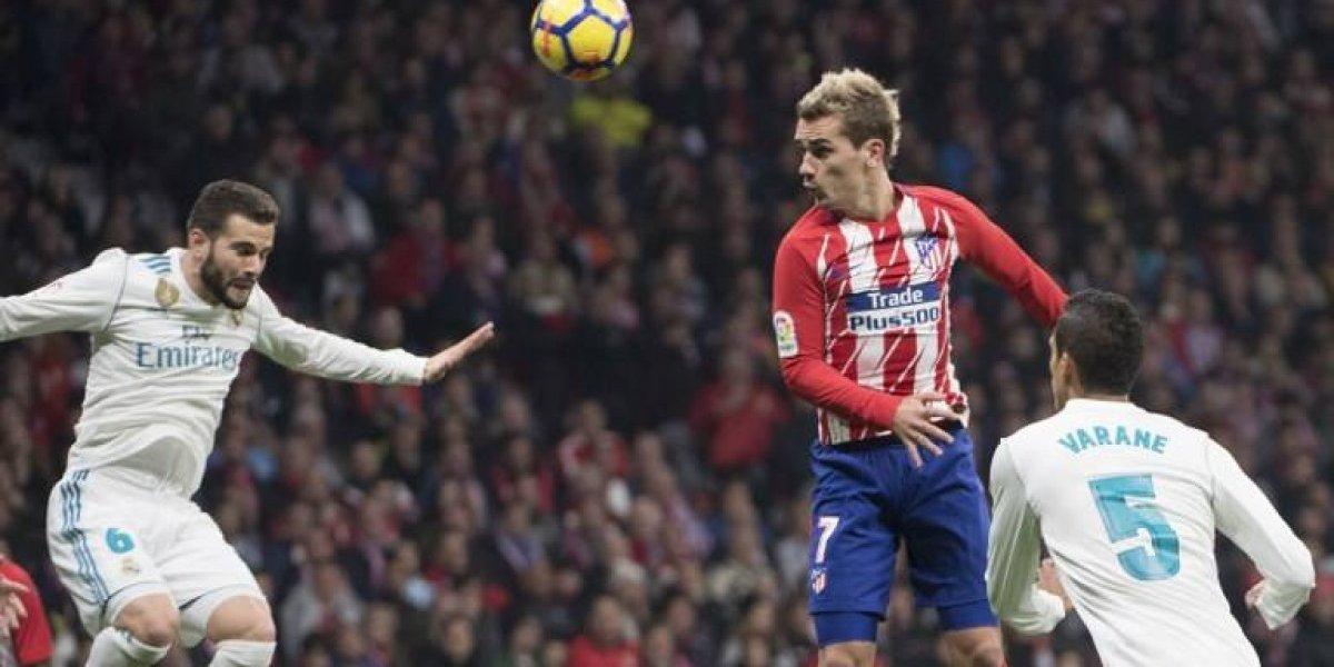 Las pifias a Griezmann se tomaron el primer derbi de Madrid en el Wanda Metropolitano