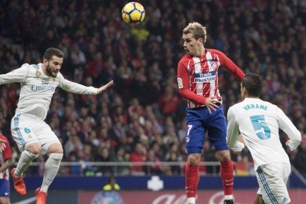 Antoine Griezmann ha deslizado la posibilidad de marcharse del Atlético / Foto: AFP