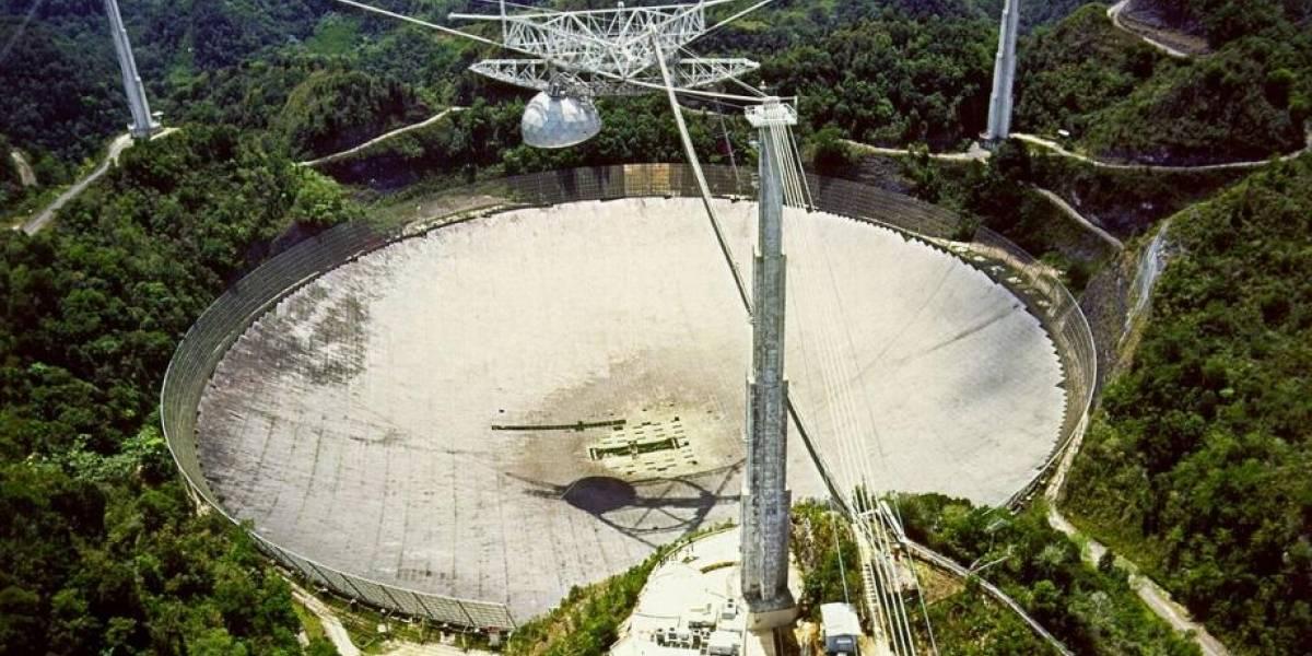 Aseguran que hay interés en mantener operativo el Observatorio de Arecibo
