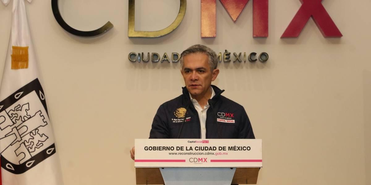 'Urge' que Frente Ciudadano defina método de selección de candidato presidencial: Mancera