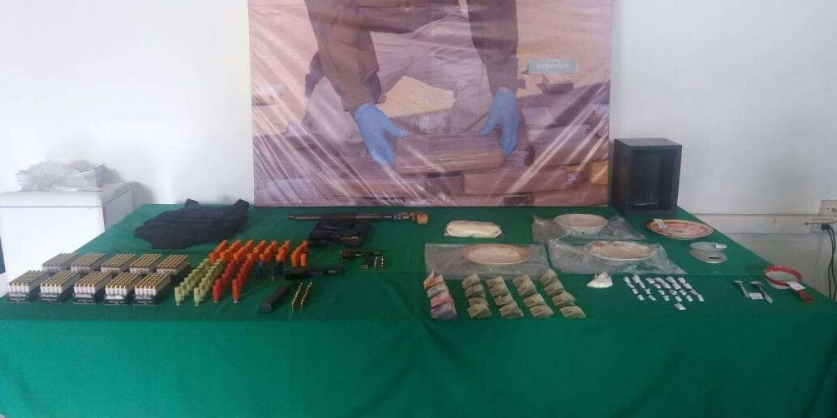 """Golpe al microtráfico: detienen en Colina a los """"violentos y peligrosos"""" hermanos Urbina"""