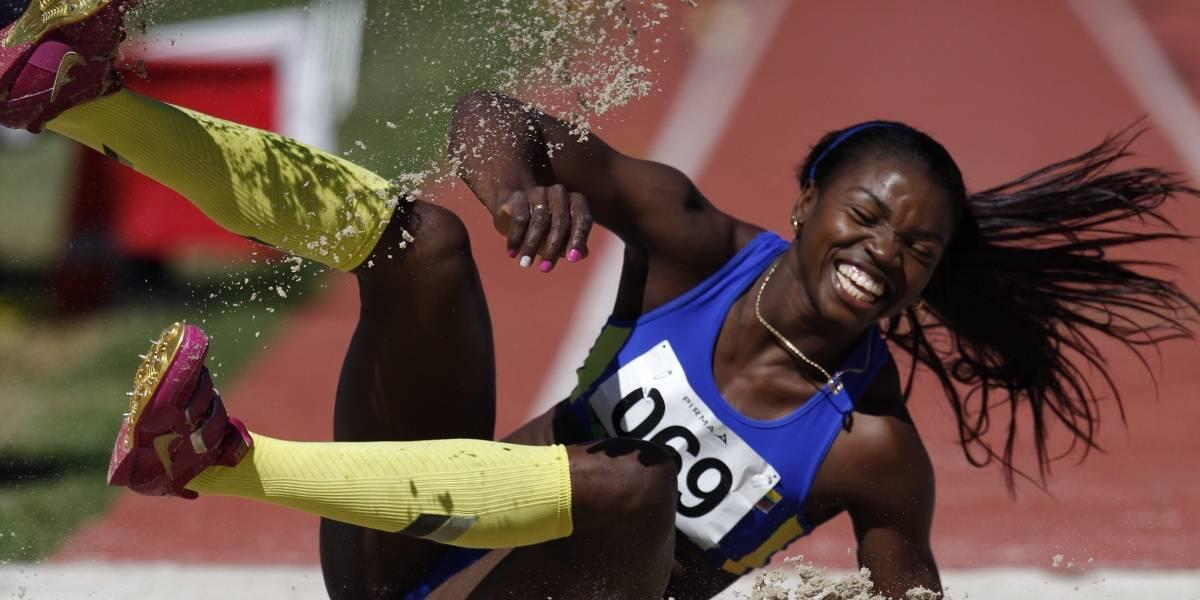 ¿Por qué no compite Caterine Ibargüen en los Juegos Bolivarianos?