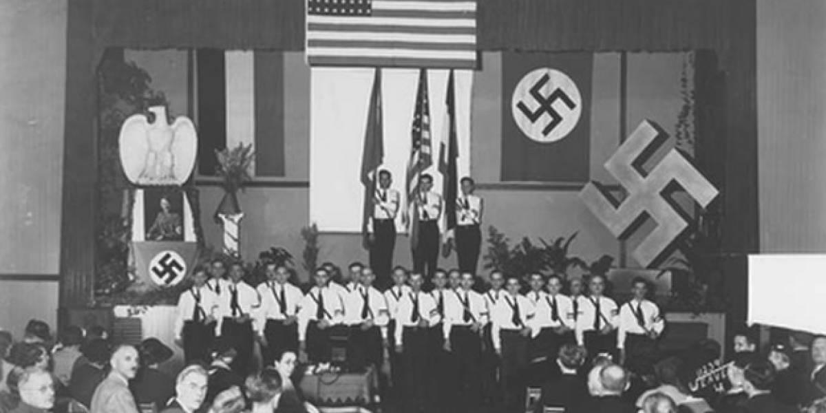 """""""Hitler en Los Ángeles"""": cómo una red de ciudadanos espías desmanteló un plan nazi para exterminar judíos en Hollywood antes de la Segunda Guerra Mundial"""