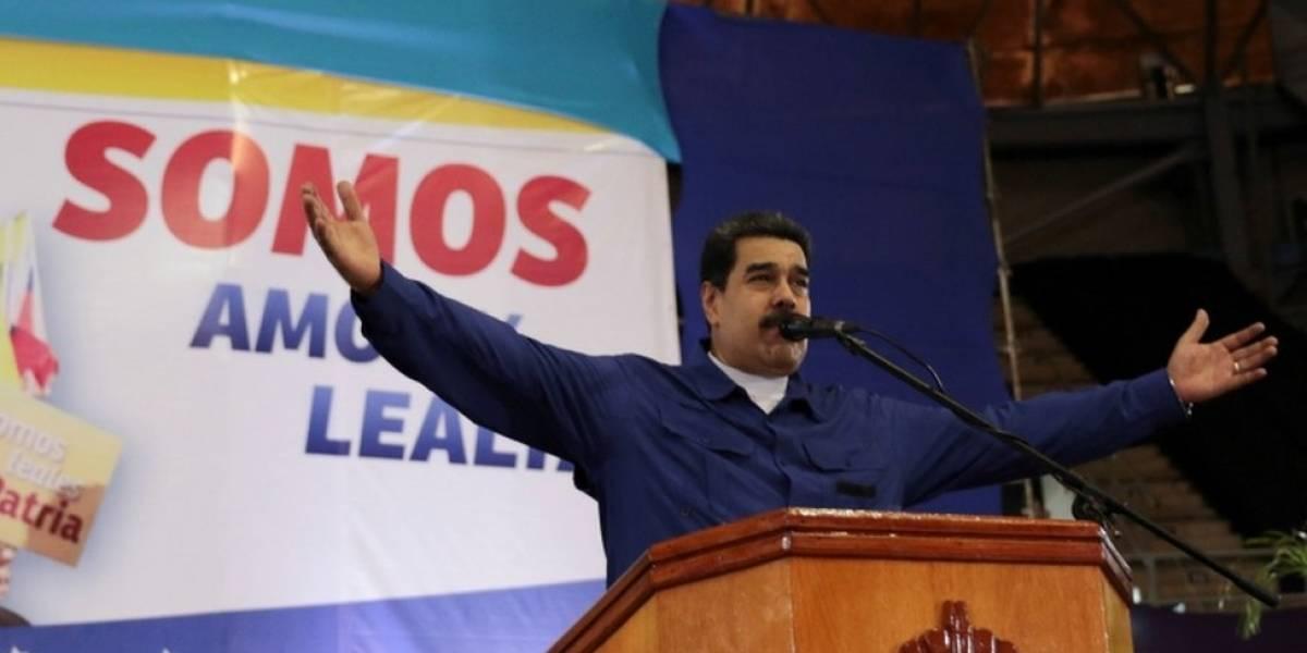 """""""Que se queden con su vampiro por allá. Cuidado a la gente de Madrid en la noches"""": la reacción de Nicolás Maduro ante la huida de Venezuela del exalcalde de Caracas Antonio Ledesma"""