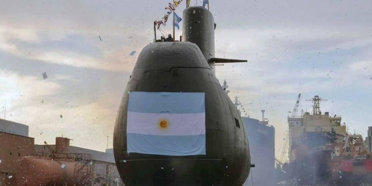 Cómo es la búsqueda del ARA San Juan, el submarino que desapareció en aguas del Atlántico en Argentina