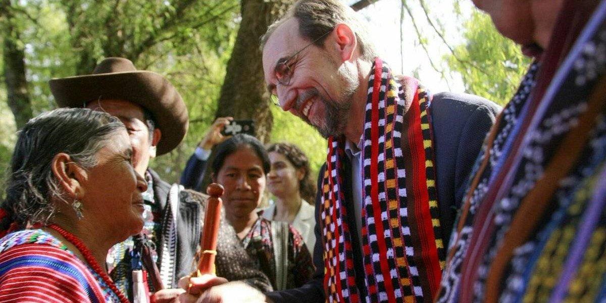 Alto Comisionado de la ONU verifica DD.HH. de los pueblos indígenas