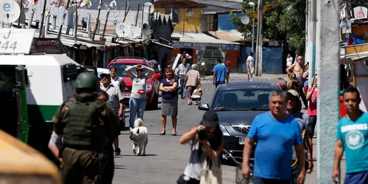 San Joaquín: tiroteo en La Legua Emergencia deja dos muertos y dos heridos