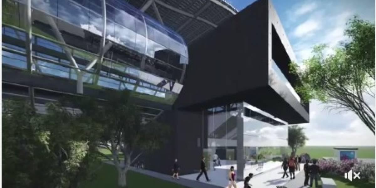 Villa Nueva busca a empresa que construya un metroaéreo