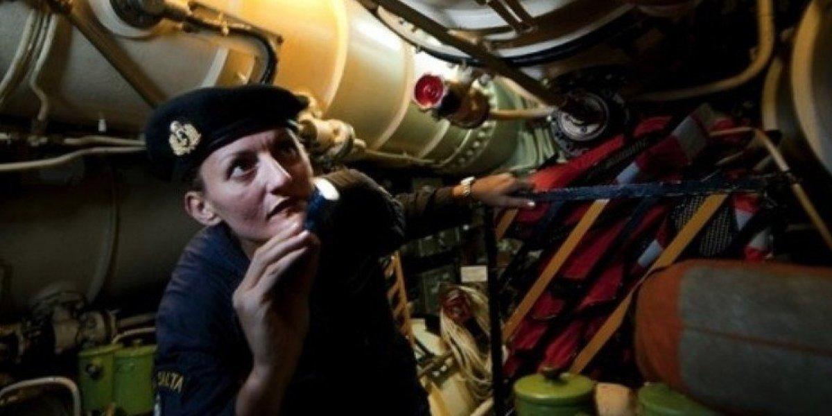 """Crisis del submarino argentino: única mujer a bordo quería """"darle un cambio"""" a su vida"""