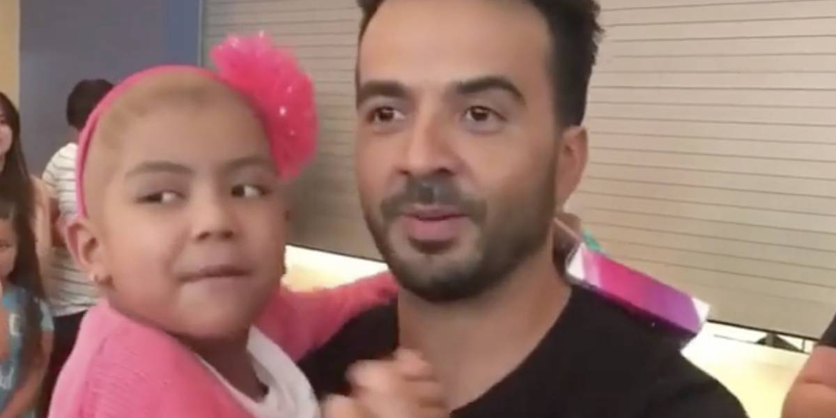 Murió la niña que conquistó a Luis Fonsi bailando 'Despacito' en un hospital