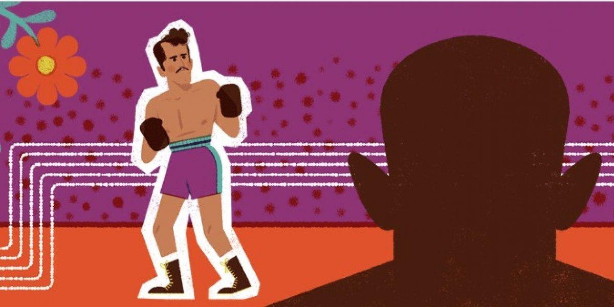 Google rinde homenaje al actor y cantante mexicano Pedro Infante