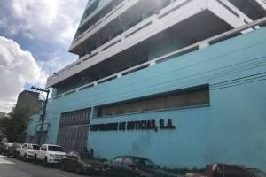 Edificio de Corporación de Noticias.