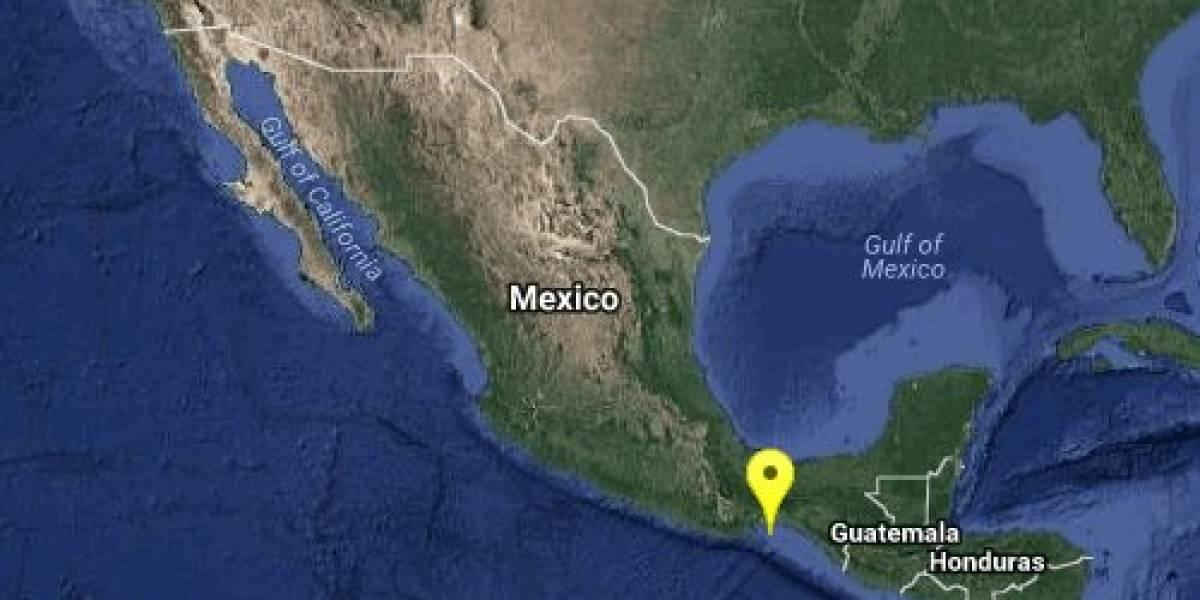 Reportan sismo de 5.1 grados en Oaxaca