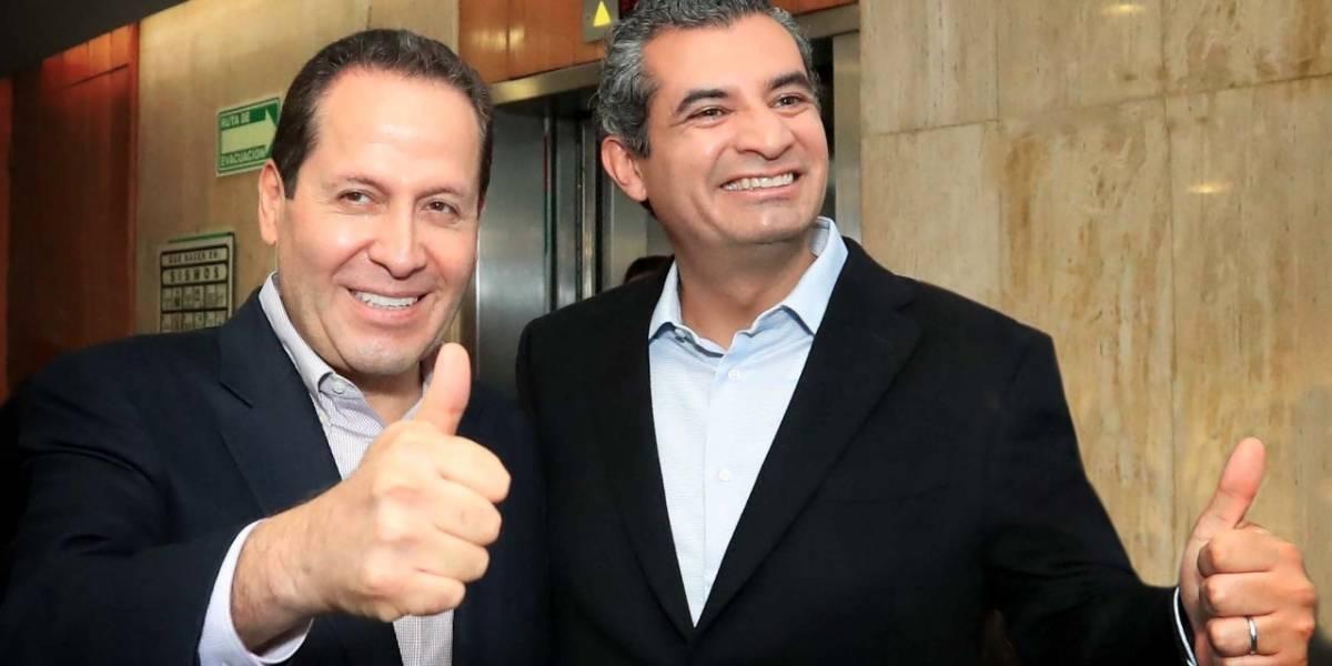 PRI ya está en primer lugar en las encuestas y eso nos debe llenar de ánimos: Eruviel Ávila
