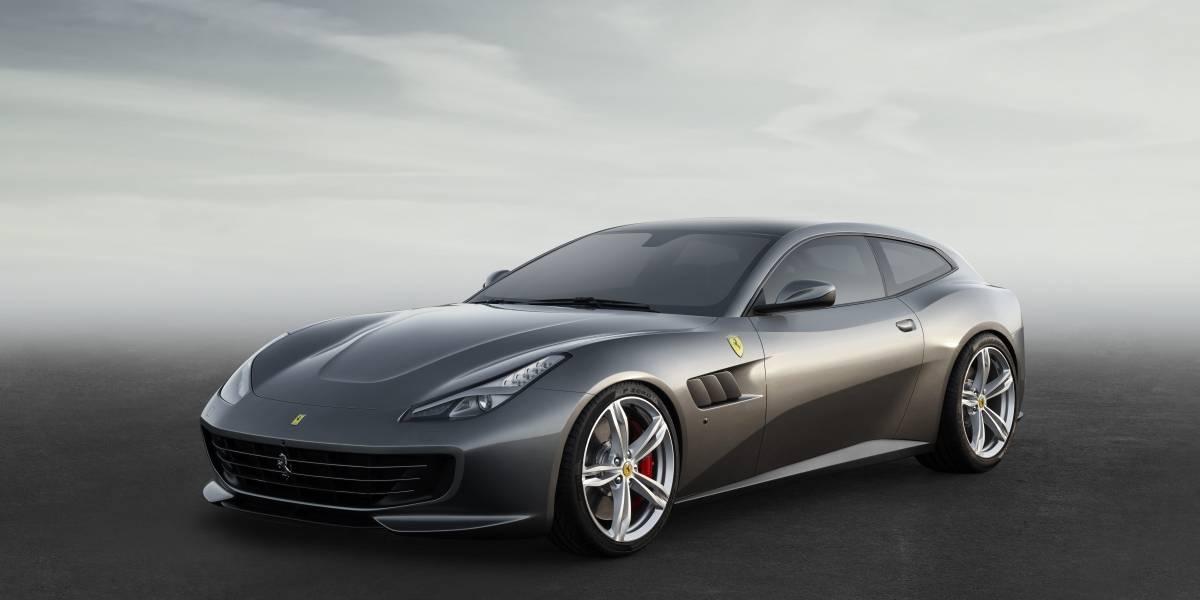 La GTC4Lusso de Ferrari ya está en Chile