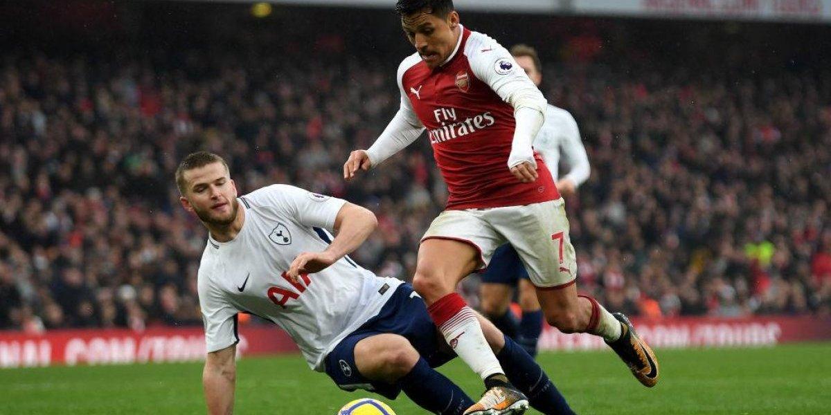 Exgoleador del Arsenal criticó rendimiento de Alexis y lo trató de