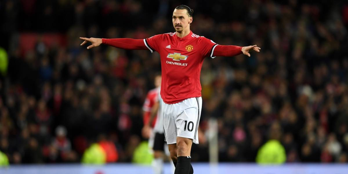 VIDEO: El regreso de Zlatan enloquece a afición de Manchester United