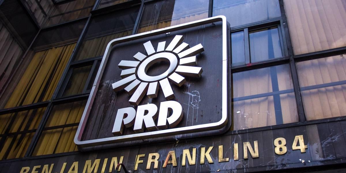 Partidos políticos adeudan más de 363 mdp al fisco